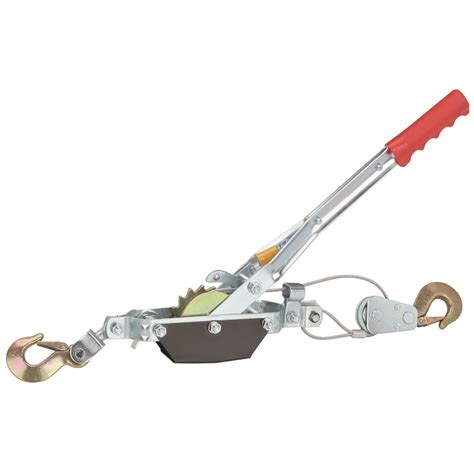 lb capacity cable puller