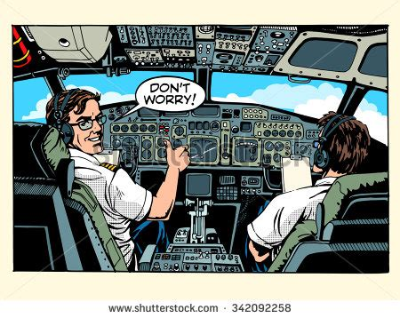 do i need a captain s license for my boat aircraft cockpit pilots airplane captain pop art retro