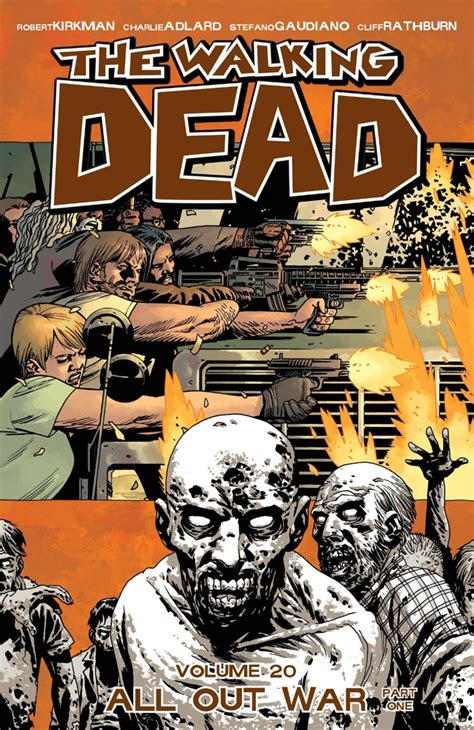 volume 20 all out war part one walking dead wiki wikia