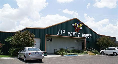Jjs Party House In Mcallen Tx