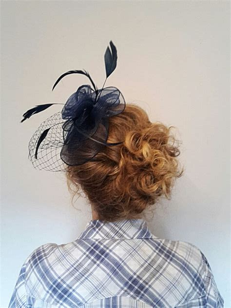 Wedding Hair With Fascinator by Best 20 Fascinator Hairstyles Ideas On Track