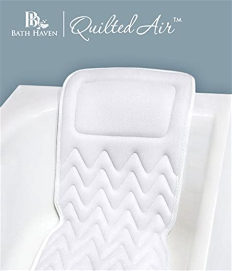 bathtub body pillow quiltedair bathbed full body comfort bath pillow and