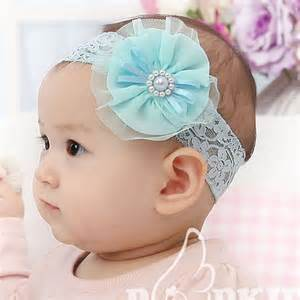baby hair bands new arrival 6pcs lot baby lace headbands baby hairpiece accessories princess elastic