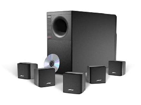 bose surround sound speakers system acoustimass  home