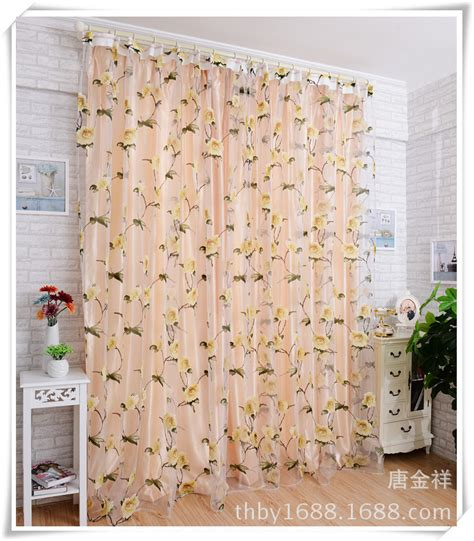 white see through curtains window curtains drapes diy 1 2 7m white pink new see