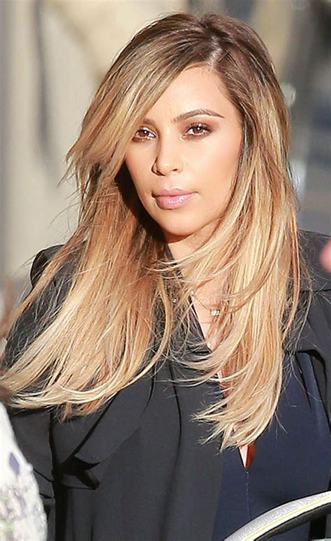 2015 new hair color for excerteinos celebrity hairstyles kim kardashian hairstyle 2015 khloe