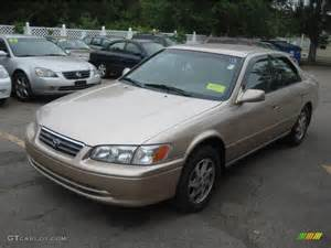 2001 Toyota Camry Le V6 2001 Beige Metallic Toyota Camry Le V6 10686017