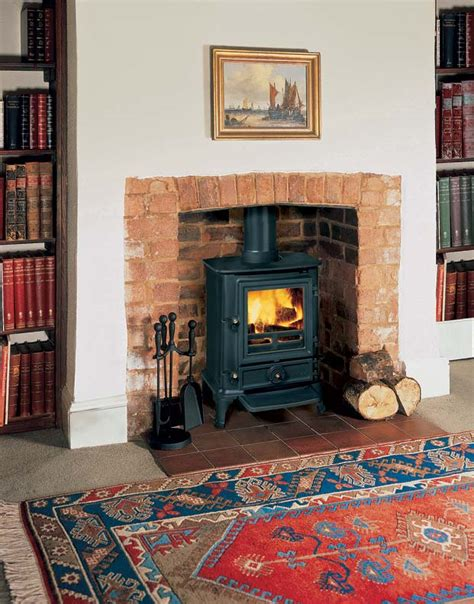 Can I Put A Wood Stove In Fireplace by 5 Ways To Transform An Fireplace House