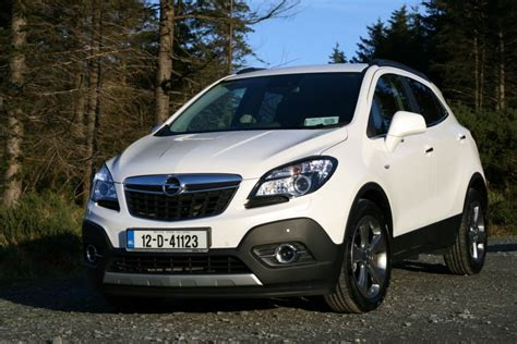 opel mokka 1 4 turbo 4x4 review carzone new car review