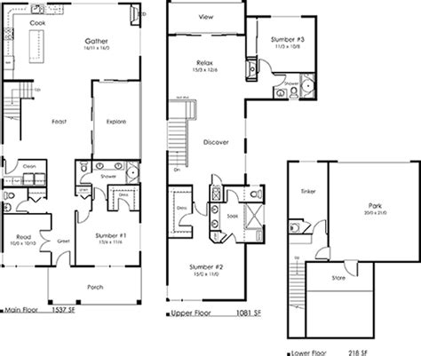 timberline homes floor plans lot 88 timberline home plan legend at villebois