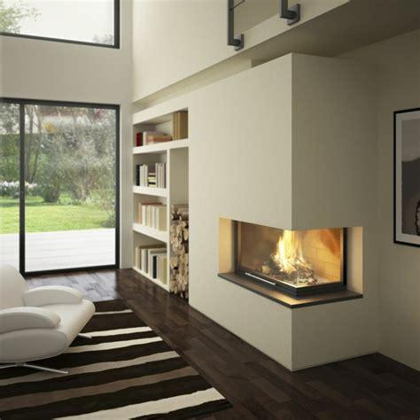 idee cheminee design salon chemin 233 e modernes id 233 es et astuces d 233 co