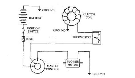 Circuit Diagram Of Car Aircon
