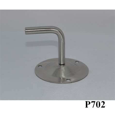 Metal Wall Mounted Stair Handrail Wall Mounted Stainless Steel Holder Staircase