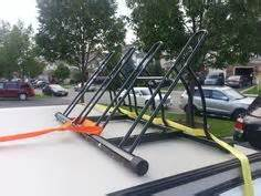 Tent Trailer Bike Rack by Cargo Rack Bikes And Kitchen Shelves On