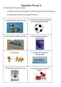 worksheets types of forces worksheet justptctrusted