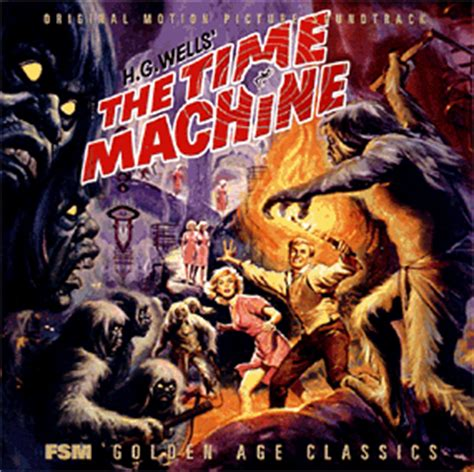 Time Machine Soundtrack the time machine soundtrack 1960