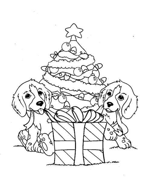 christmas coloring pages of puppies coloring pages dog coloring pages uniquecoloringpages