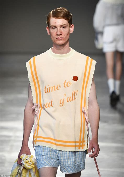 Models Are Taking The Runways by Models With Acne Take To Catwalk In Moto Guo Show