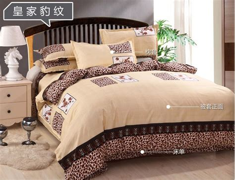 leopard comforter set king size popular king size leopard print comforter set buy cheap