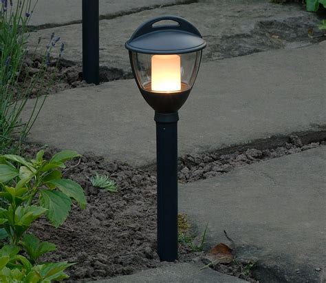 plastic outdoor lights techmar laurus plastic bollard outdoor light gardensite