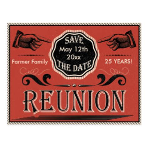 family reunion save the date cards templates class reunion save the date postcards class reunion save