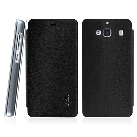 Casing Kulit Leather Back Cover Xiaomi Redmi 2 2s Prime Fre jual casing kulit flip xiaomi redmi 2 imak cover leather zumla