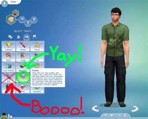 mod the sims robot traits 5 flavors traits 187 sims 4 updates 187 best ts4 cc downloads 187 page 3 of 4