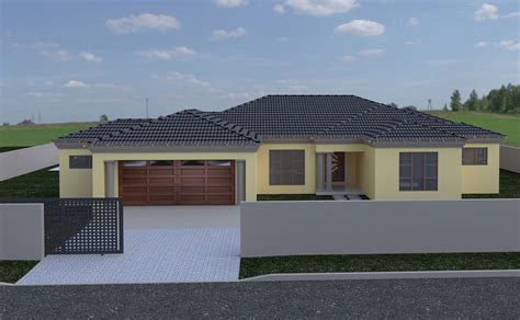 inspirational 4 bedroom house plans in gauteng house plan