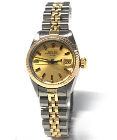 lade in acciaio orologio rolex datejust acciaio e oro