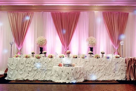 backdrop design in wedding wedding cake table and backdrop head table and backdrop