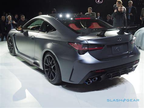 2020 Lexus Rcf by 2020 Lexus Rc F And Rc F Track Edition Gallery Slashgear