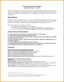 Easy Thesis Statement Examples 11 Thesis Statement Examples For Essays Card
