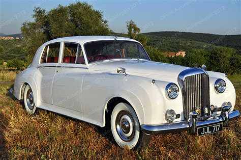 bentley silver cloud fiani autonoleggio 1960 bentley silver cloud s2