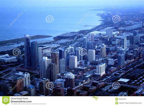 chicago landscape stock images image 28442764