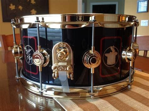 Dw Bwr Canvas Limited Edition dw neil peart r40 limited edition snare drum 62 250 free