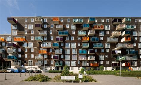 S Housing by Wozoco Mvrdv Amsterdam Netherlands Mimoa