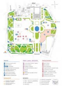 plan jardin du luxembourg carte jardin du luxembourg