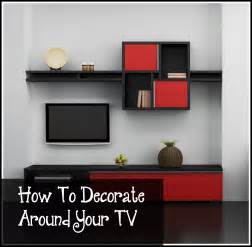 how to decorate pictures how to decorate around your tv