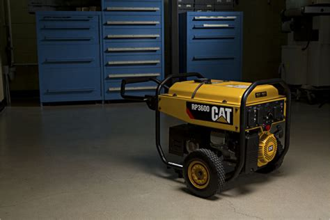 caterpillar enters home and outdoor power market with