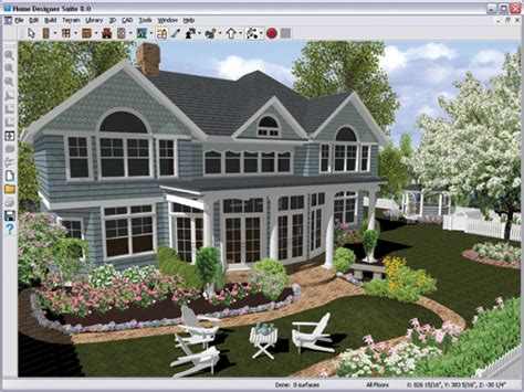 Better Homes And Gardens 3d Home Design Software by Better Homes And Gardens Home Designer Suite 8 0