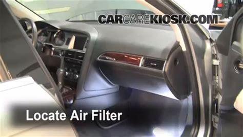 automobile air conditioning repair 2008 audi a6 auto manual cabin filter replacement audi a6 2005 2011 2008 audi a6 3 2l v6