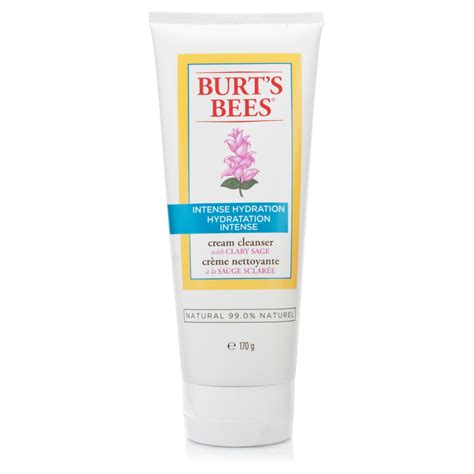 burt s burt s bees intense hydration cream cleanser chemist direct