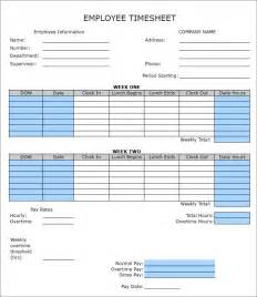 Lunch Roster Template by 39 Timesheet Templates Free Sle Exle Format