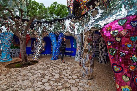 giardino dei tarocchi come arrivare capalbio tarot garden of niki de phalle 2015