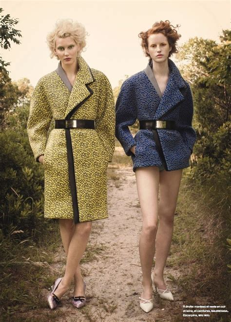 Hafa Top By N D Fashion numero 156 september 2014 magdalena jasek veroniek gielkens victor demarchelier fashion