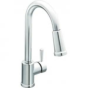 Moen Level Kitchen Faucet Moen Level Single Handle Pull Sprayer Kitchen Faucet In Chrome Featuring Reflex 7175 By Moen
