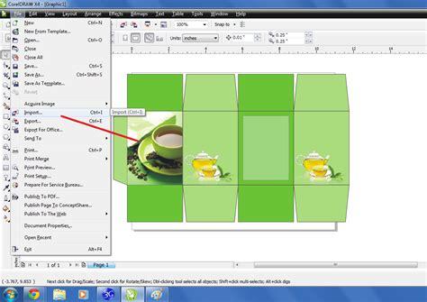 tutorial blogger 2014 prakarya smanda tutorial kemasan coreldraw