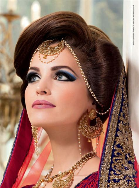 hairstyles for indian bride s sister 15 stunning pakistani hairstyles for the bride bridal