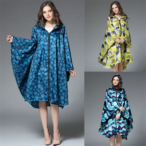 bike raincoat ladies bike outdoor cycling raincoat rain cape poncho coat