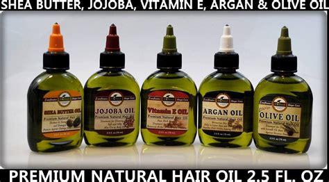 vitamin e oil and black hair nw premium natural hair oils argan shea butter jojoba